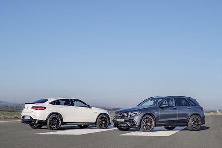 Sieu SUV Mercedes-AMG GLC 63 'chot gia' tu 2,46 ty - Anh 1
