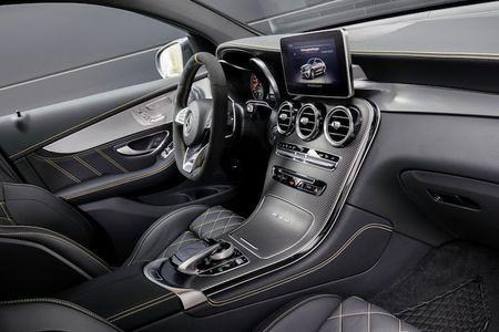 Sieu SUV Mercedes-AMG GLC 63 'chot gia' tu 2,46 ty - Anh 5