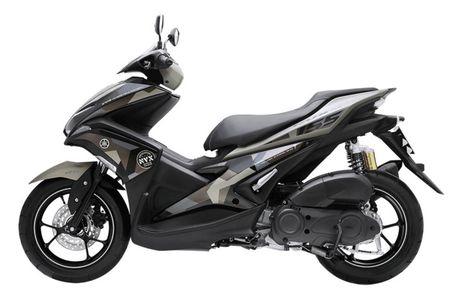 Yamaha NVX 155 them phien ban dac biet, tang gia gan 2 trieu dong - Anh 4