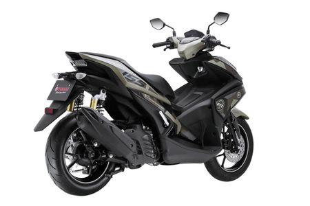 Yamaha NVX 155 them phien ban dac biet, tang gia gan 2 trieu dong - Anh 8