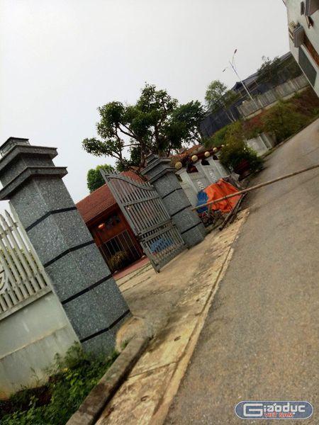 Tuong Cong an Yen Bai phu nhan so huu biet thu 'khung' tren khu dat hon 10.000m2 - Anh 2