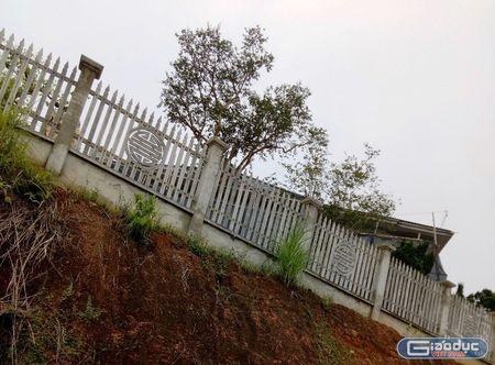 Tuong Cong an Yen Bai phu nhan so huu biet thu 'khung' tren khu dat hon 10.000m2 - Anh 3