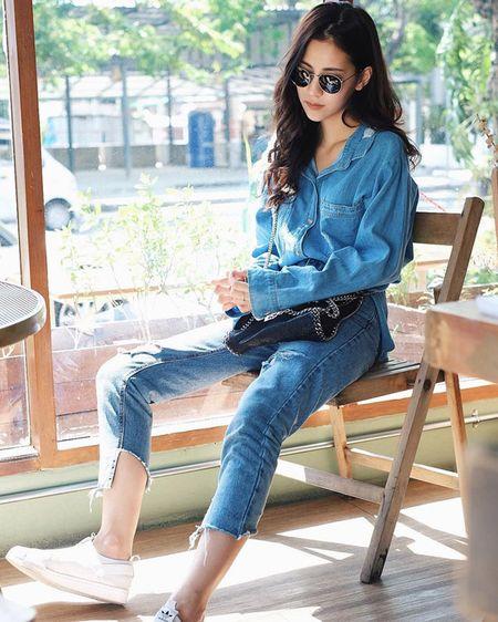 Du la chan dai hay ngan, thi lieu ban co chac minh da tim dung kieu quan jeans 'ninh' dang nhat chua? - Anh 9