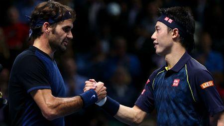 Tennis 24/7: Federer hen dau Nishikori o ban ket Halle - Anh 2