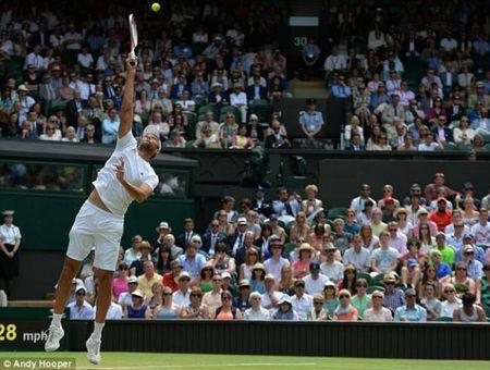 Tennis 24/7: Federer hen dau Nishikori o ban ket Halle - Anh 6