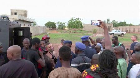 Mali: Xa sung va bat giu con tin o resort, 2 nguoi thiet mang - Anh 2