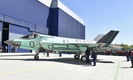 NONG: Lockheed Martin ban 440 tiem kich F-35 cho 11 quoc gia - Anh 2
