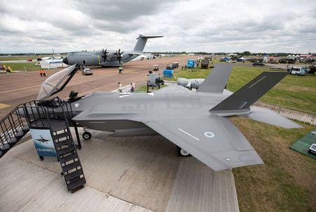 NONG: Lockheed Martin ban 440 tiem kich F-35 cho 11 quoc gia - Anh 5