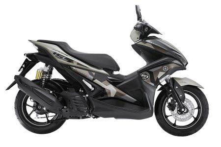 Trinh lang Yamaha NVX 155 Camo Limited Edition gia 52,69 trieu dong - Anh 10