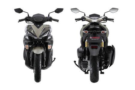 Trinh lang Yamaha NVX 155 Camo Limited Edition gia 52,69 trieu dong - Anh 11
