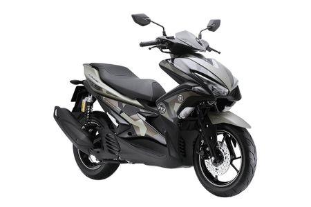 Trinh lang Yamaha NVX 155 Camo Limited Edition gia 52,69 trieu dong - Anh 5
