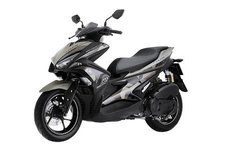 Trinh lang Yamaha NVX 155 Camo Limited Edition gia 52,69 trieu dong - Anh 6