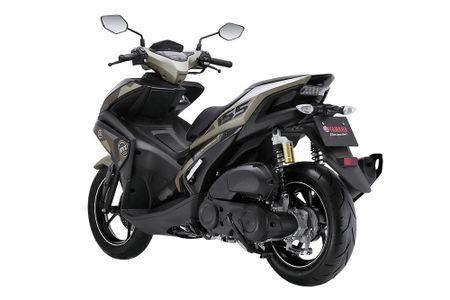Trinh lang Yamaha NVX 155 Camo Limited Edition gia 52,69 trieu dong - Anh 7
