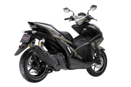 Trinh lang Yamaha NVX 155 Camo Limited Edition gia 52,69 trieu dong - Anh 8