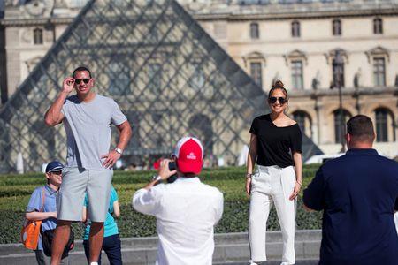 Jennifer Lopez va nguoi tinh 'tron con', hen ho o Paris - Anh 6