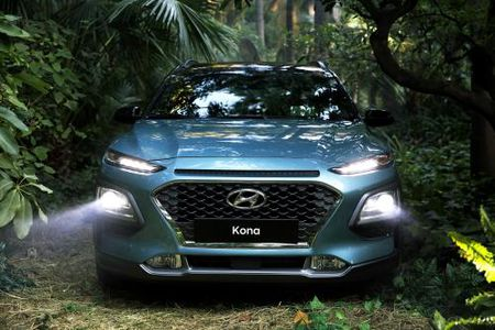 Can canh Hyundai Kona-doi thu moi cua Ford EcoSport sap ve Viet Nam - Anh 2