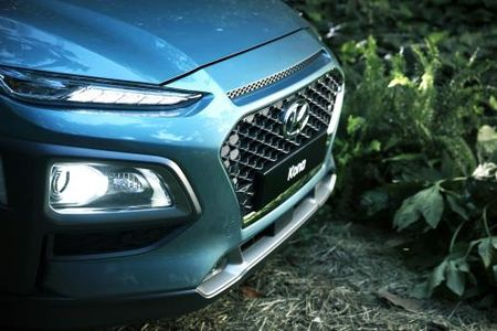 Can canh Hyundai Kona-doi thu moi cua Ford EcoSport sap ve Viet Nam - Anh 3