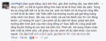 Day song khen che trai chieu ve phim de tai au dam cua dao dien Le Hoang - Anh 4