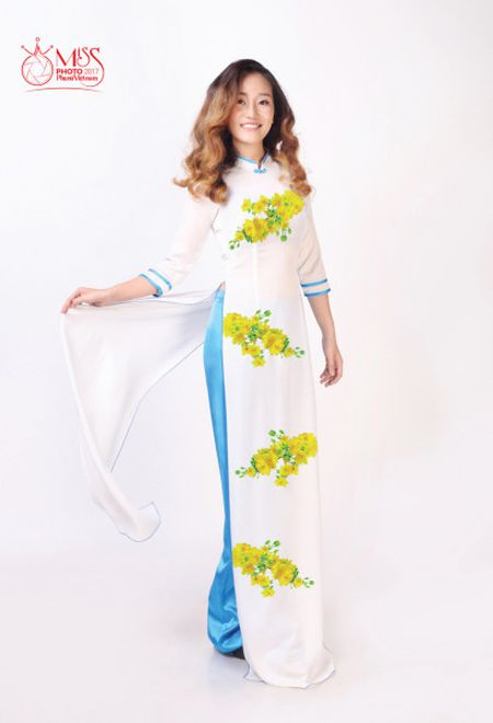 Thi sinh Miss Photo 2017: Chau Quynh Mai - Anh 1
