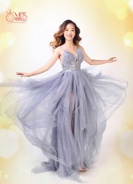 Thi sinh Miss Photo 2017: Chau Quynh Mai - Anh 2