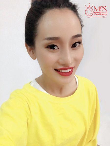 Thi sinh Miss Photo 2017: Chau Quynh Mai - Anh 5