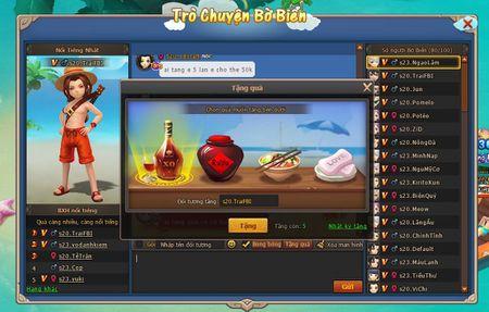 Giai nhiet mua he voi 'bai bien rieng' cua webgame Dai Kiem Vuong - Anh 2