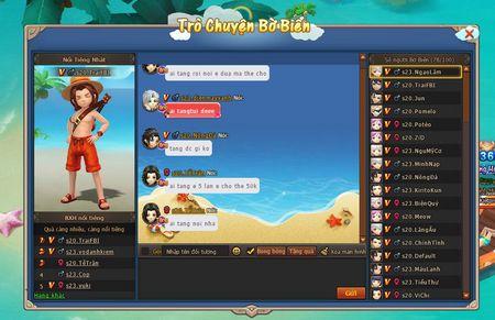 Giai nhiet mua he voi 'bai bien rieng' cua webgame Dai Kiem Vuong - Anh 3