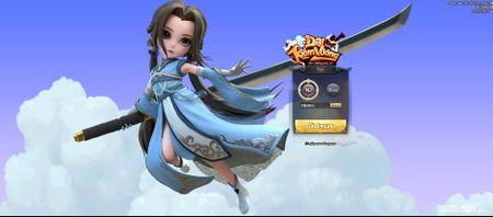 Giai nhiet mua he voi 'bai bien rieng' cua webgame Dai Kiem Vuong - Anh 4