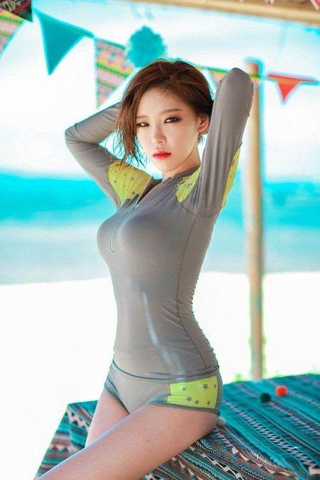 Cac nu than tuong Kpop quyen ru voi ao tam - Anh 5