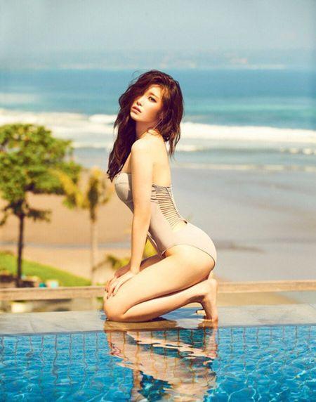 Cac nu than tuong Kpop quyen ru voi ao tam - Anh 7