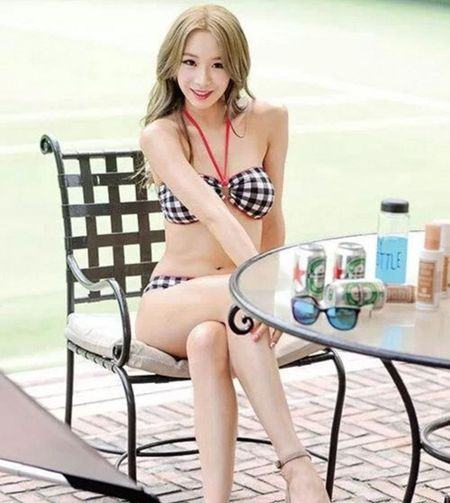 Cac nu than tuong Kpop quyen ru voi ao tam - Anh 9