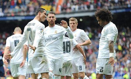'Ong trum' o Real Madrid khong co doi thu - Anh 1