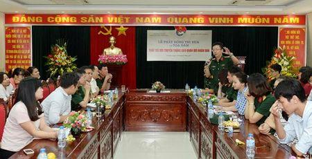 Toa dam 'Tuoi tre voi truyen thong Bao Quan doi nhan dan' - Anh 1