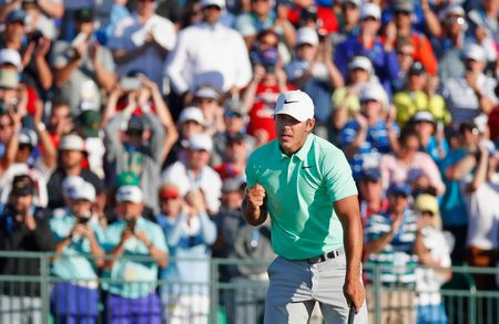 San bang ky luc cua Rory McIlroy, Koepka vo dich US Open - Anh 4