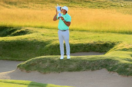 San bang ky luc cua Rory McIlroy, Koepka vo dich US Open - Anh 6