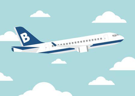 Lam giau tu di thue may bay: Cau chuyen cua B - Airlines - Anh 1