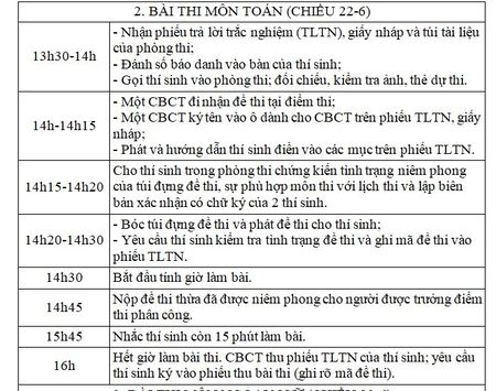 Lich thi THPT quoc gia 2017 - Anh 3
