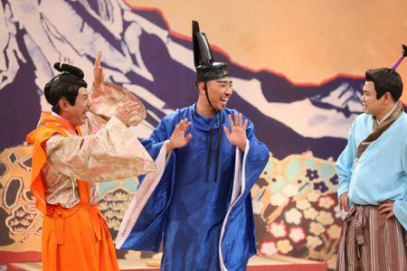 Game show co nghe si Trung Dan, Tran Thanh bi che qua nham nhi - Anh 1