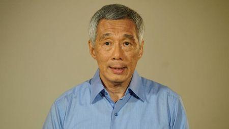 Thu tuong Ly Hien Long xin loi dan Singapore vi anh em luc duc - Anh 1