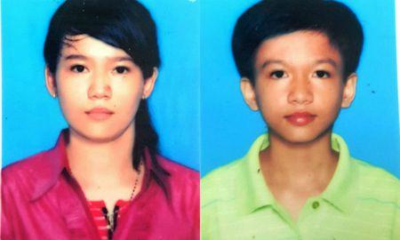 Thieu nu va em trai mat tich bi an o Sai Gon - Anh 1