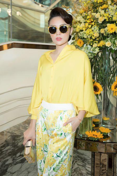 Hoa hau Ky Duyen lanh lung do sac voi HH Do My Linh - Anh 4