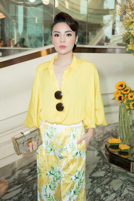 Hoa hau Ky Duyen lanh lung do sac voi HH Do My Linh - Anh 5