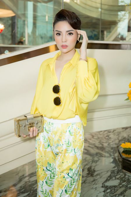 Hoa hau Ky Duyen lanh lung do sac voi HH Do My Linh - Anh 6