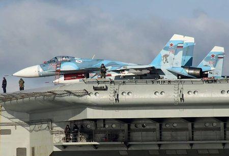Quan Nga tam huy Ban ghi nho an toan bay o Syria voi My - Anh 1