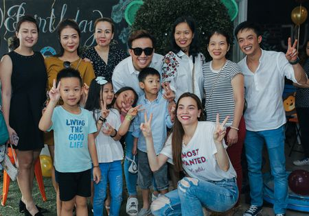 Cuong Dola - Ha Ho tai hop to chuc sinh nhat con trai - Anh 11
