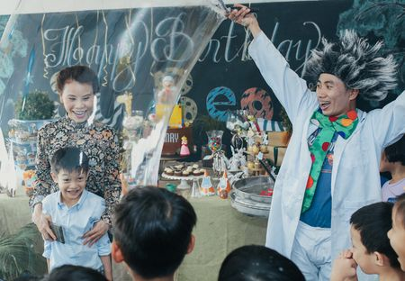 Cuong Dola - Ha Ho tai hop to chuc sinh nhat con trai - Anh 7