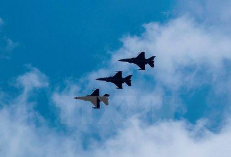 Lockheed Martin ky thoa thuan che tao may bay F-16 tai An Do - Anh 1