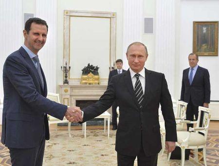 Ban ha Su-22 Syria, My hat 'gao nuoc lanh' vao Putin? - Anh 2