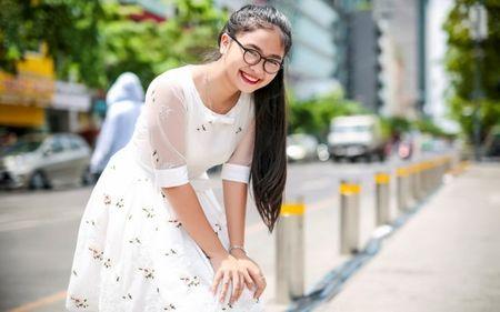 Phuong My Chi, Thien Nhan cung 14 tuoi: Ke bi che chin ep, nguoi duoc khen - Anh 5
