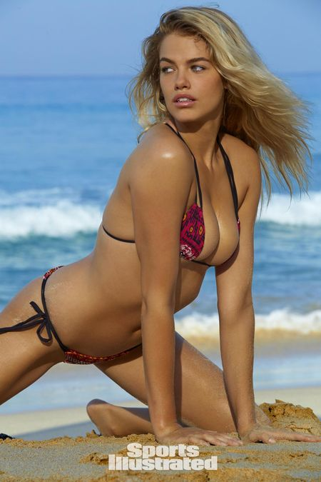Hailey Clauson lap lo vong 1 trong bo anh moi nhat - Anh 9
